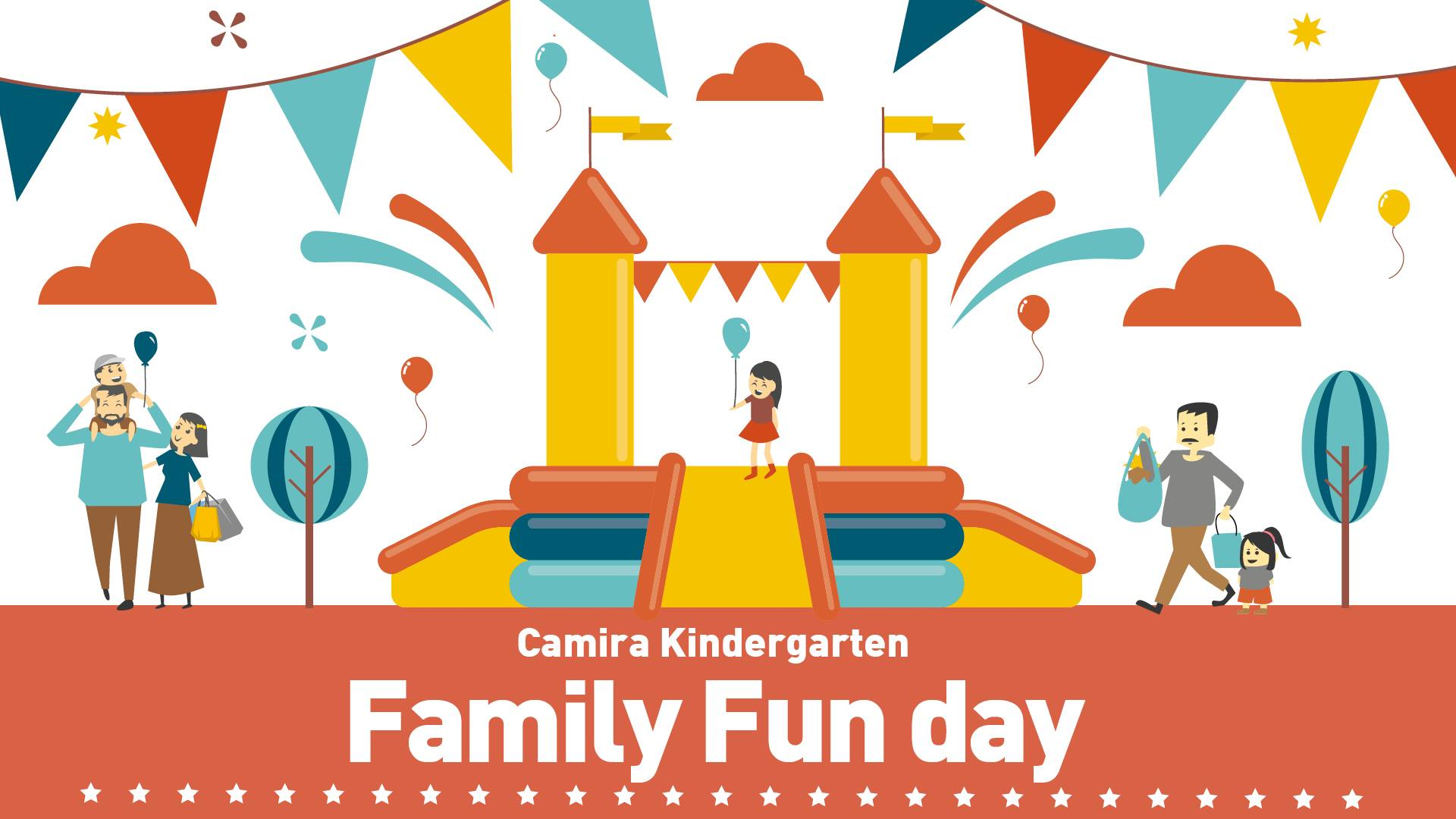Camira Kindy Fun Day
